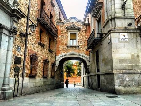 Diez rincones para darse el beso perfecto en Madrid