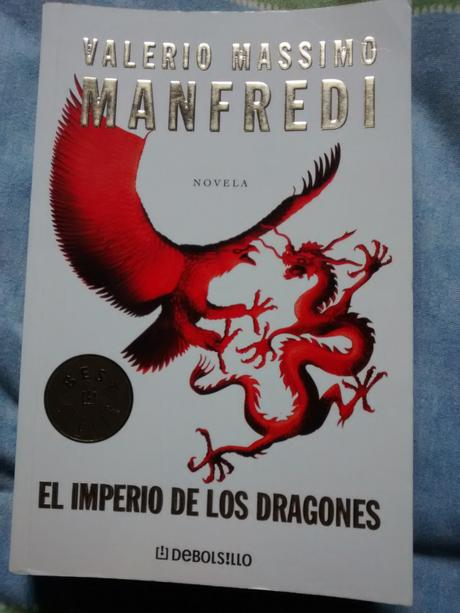 El imperio de los dragones, Valerio Massimo Manfredi, novela histórica
