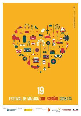Los Blogos de Oro en el Festival de Málaga 2016