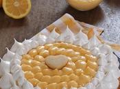 Tarta limón merengue (versión
