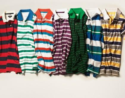 La camiseta polo esencial en el vestuario masculino