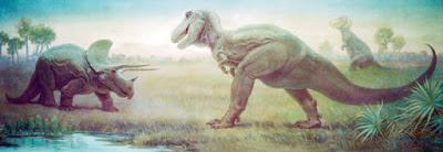 Abuelos del Paleoarte: Charles Knight