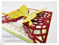 Invitación Cumpleaños - Vuelan las Mariposas - Butterfly in Spring.