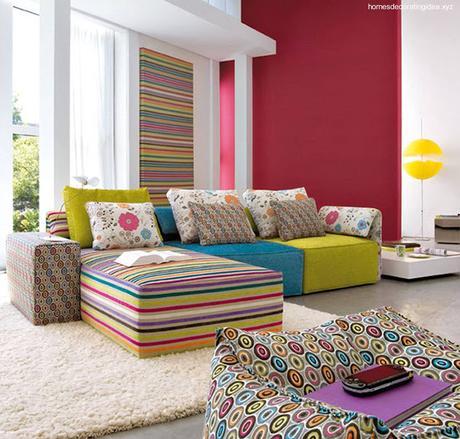 Decore el interior y exterior de su hogar.