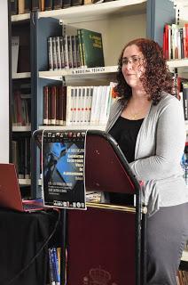 #EEVA- Conociendo autores a Lory Talbot