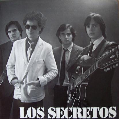 Los Secretos_Los Secretos_Portada