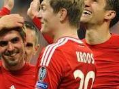 Video goles resumen: Benfica-Bayern