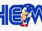 Ilustración Sonic, protagonista videojuego ma...