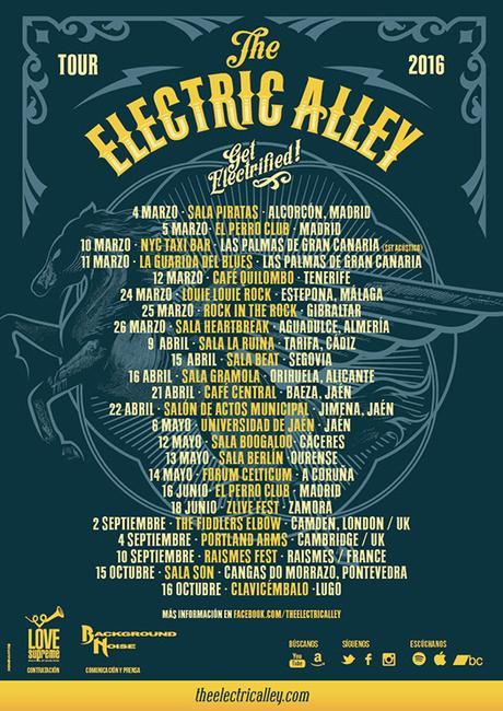 Tour de The Electric Alley