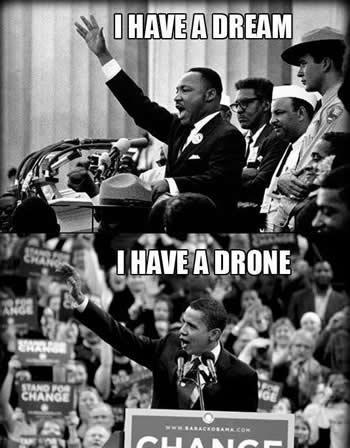 Esta es tu obra, Obama