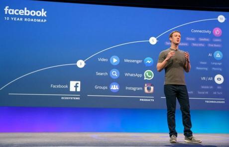 Vídeo y realidad virtual, lo nuevo de Facebook