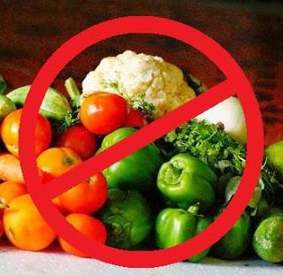 Glifosato, comida sana envenenada.