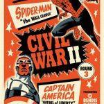Civil War II Nº 3