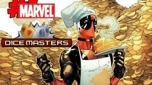 Masacre en Marvel Dice Masters