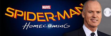 Michael Keaton en la mira para ser el villano de 'Spider-Man: Homecoming'