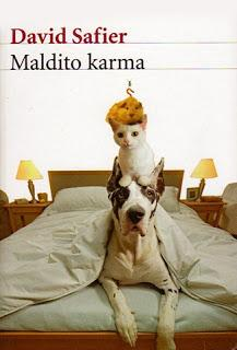 Reseña: Maldito Karma, de David Safier