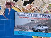amigo Mohamed, taxista Agadir