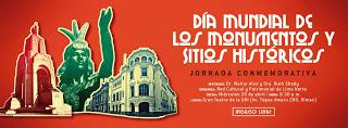 Día Internacional de los Monumentos y Sitios en Lima Norte Será el miércoles 20 de abril del 2016 en el gran teatro de la UNI