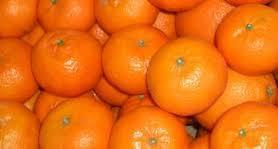 sueño con una mandarina