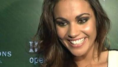 Lara Álvarez parte a Honduras muy ilusionada