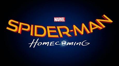 Titulo y logo de la nueva pelicula de Spiderman
