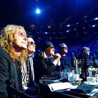 Las Aventuras de DEEP PURPLE en el Rock and Roll Hall of Fame
