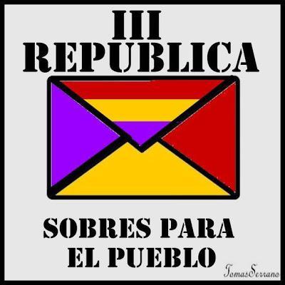 Por la Justicia, la Libertad, la Igualdad y la Fraternidad… ¡Feliz día de la República!.