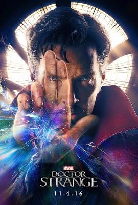 Poster y trailer de Doctor Extraño, nueva adaptación de Marvel.
