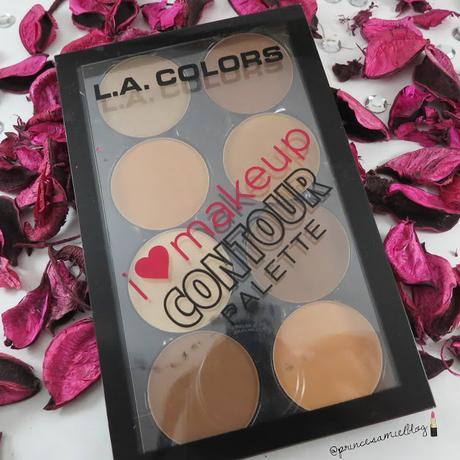 I love MakeUp Contour Palette - L.A. Colors