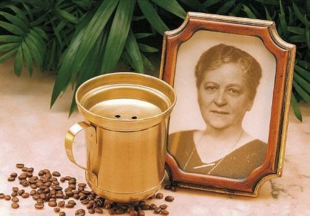 El perfecto café, Melitta Bentz (1873-1950)