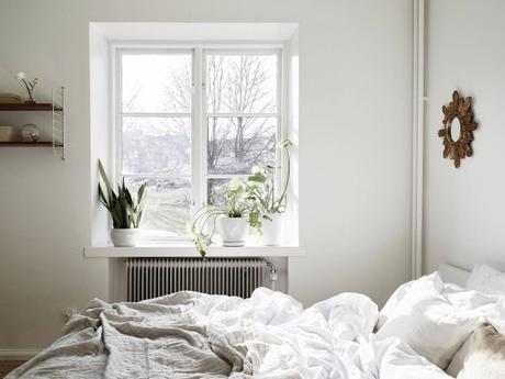 espejo vintage dormitorio