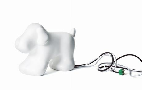Home Normann Copenhagen Woofy Cable Container