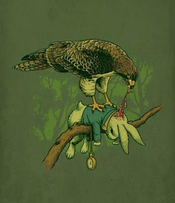 conejo alicia en el pais de las maravillas, alicia en el pais de las maravillas, conejo, ilustracion alicia