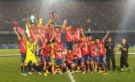 Veracruz golea 4-1 a Necaxa y es campeón de la Copa MX