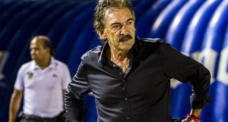 Antonio La Volpe tuvo enfrentamiento con Danilinho