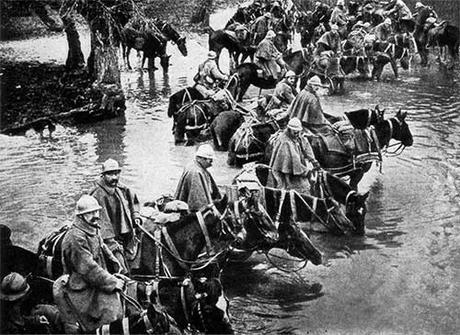 tropas francesas batalla verdun