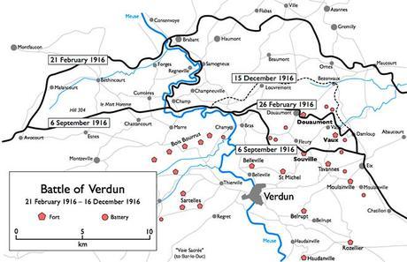 mapa batalla verdun
