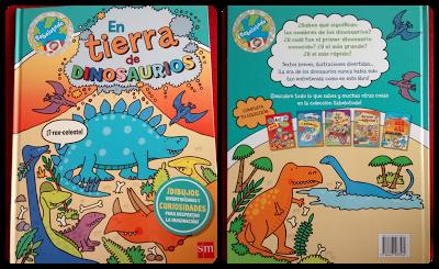 Lecturas con SM : En Tierra de Dinosaurios