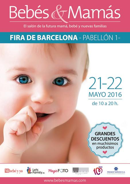 Bebés&Mamás prepara su nueva edición en Barcelona