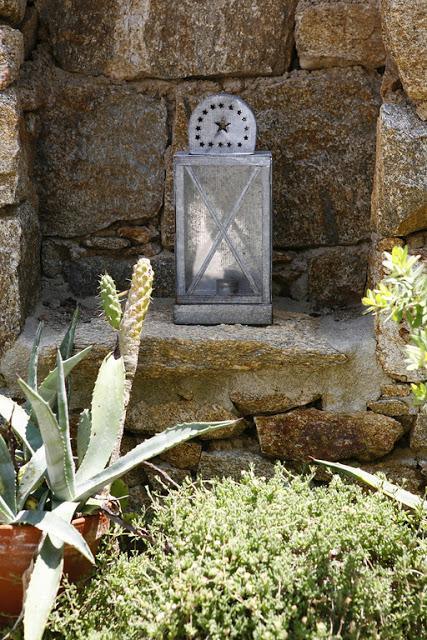 Refugio casi monástico en Mykonos
