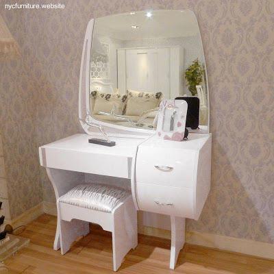El uso del tocador en el dormitorio paperblog - Mueble tocador moderno ...