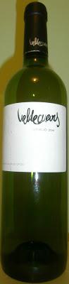 Valdecuevas Blanco 2014, de Bodegas Vadecuevas