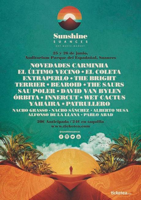 Sunshine Suances Festival 2016