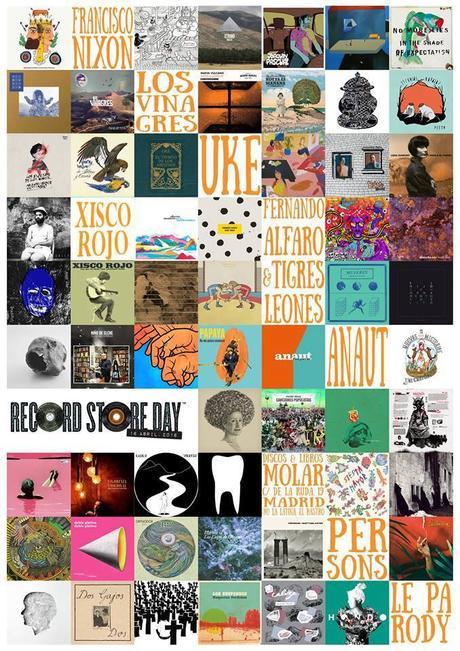 El Record Store Day llega a El Molar