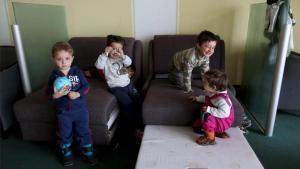 CHILDREN MIGRANTS