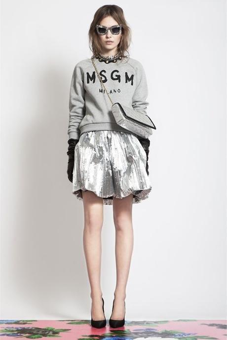 Inspiration: Metallic Silver