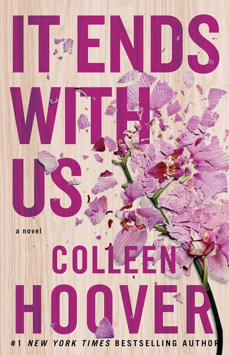 Portada Revelada: It ends with us - Colleen Hoover