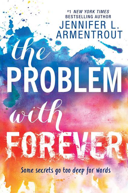 Portada Revelada: The Problem with Forever - Jennifer L. Armemtrout