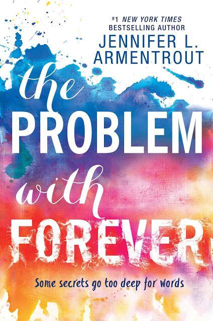 Portada Revelada: The Problem with Forever - Jennifer L. Armemtrout