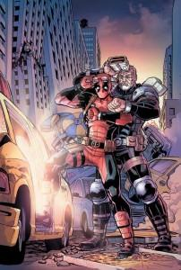 Deadpool and Cable: Split Second Nº 2